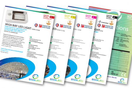 Loose page brochure designs are ideal for targeting clients with their exact requirements, collated in a branded A4 folder.