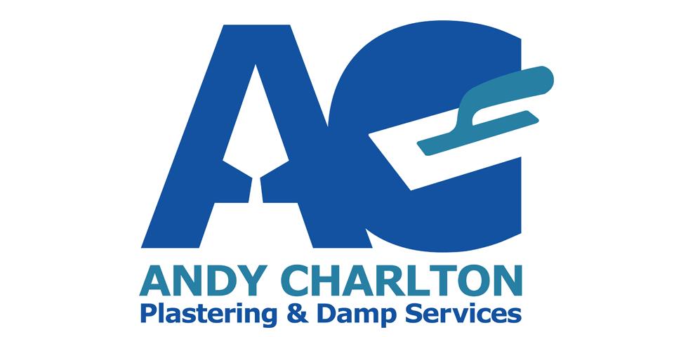 AC Plastering Logo Design