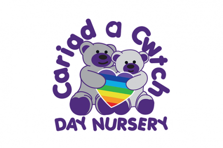 Logo design for a nursery in Wales.
