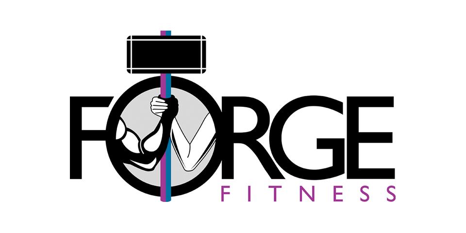 Forge Fitness Logo Design