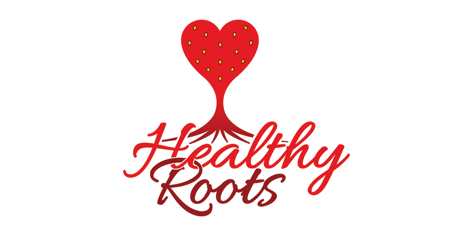 Healthy Roots Logo Design Washington
