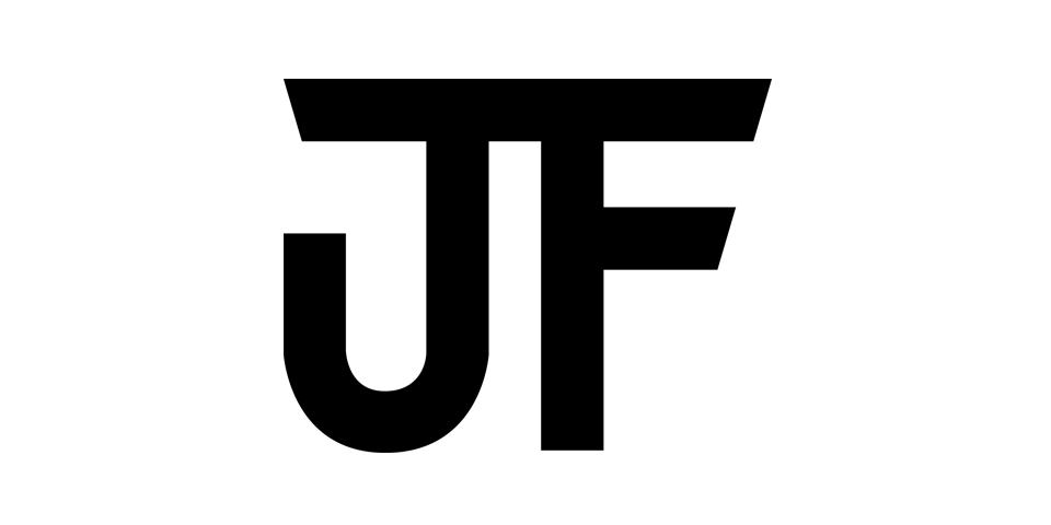 James Fulton Hair Logo Design