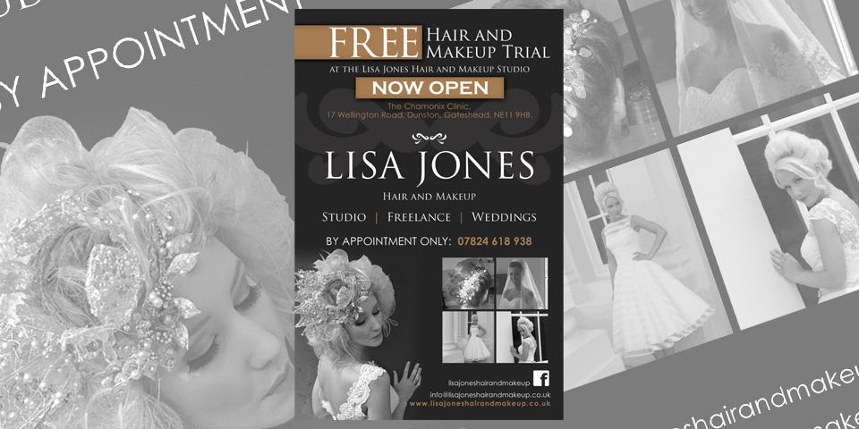 Lisa Jones Magazine Advert