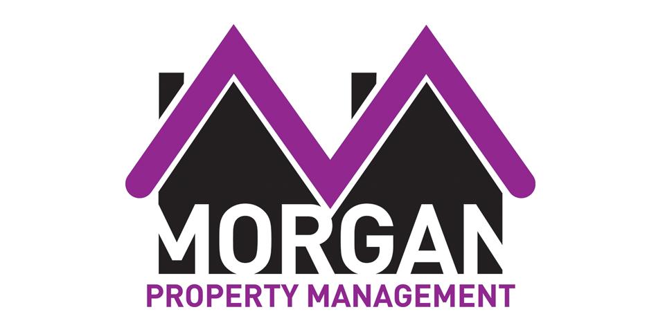 Morgan logo design