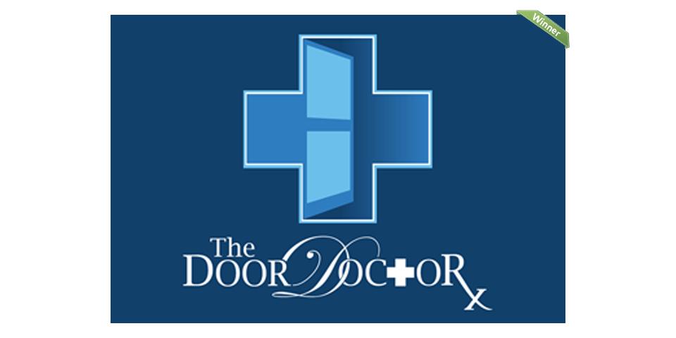Design Crowd Winner. The Door Doctor