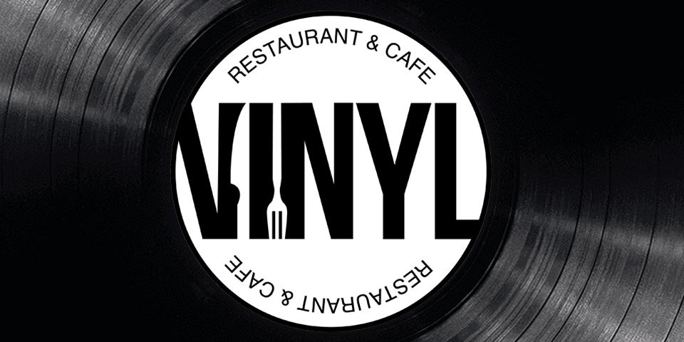 Vinyl Logo Design 2017