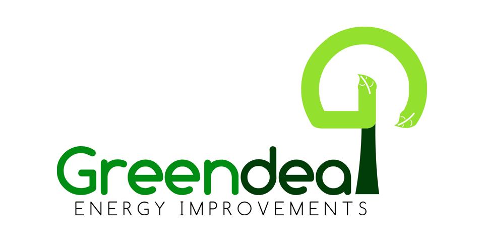 The Green Deal Logo