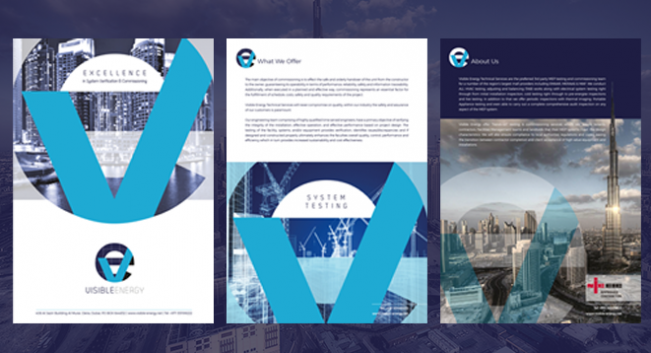 Brochure and booklet design in Tyne and Wear. NE380AQ